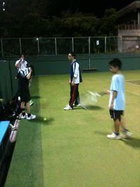 テニス練習日_2010年5月9日