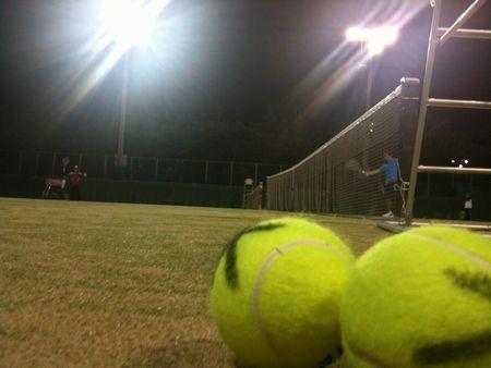 テニスサークル練習日