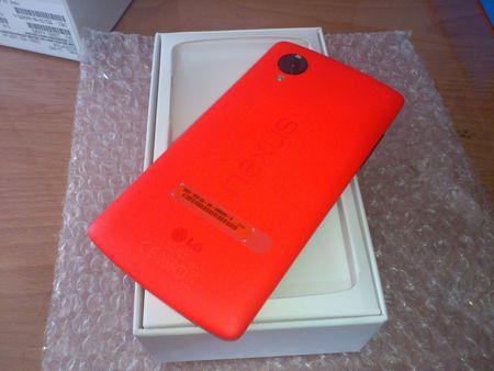 赤というけどオレンジっぽい