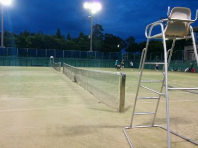 テニス練習日