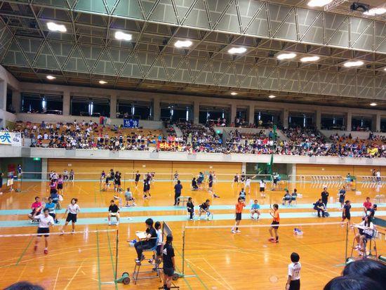 インターハイ沖縄県予選