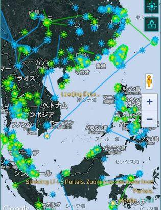 沖縄とベトナムの接続