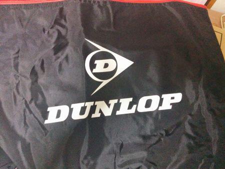 ダンロップのボールバッグ