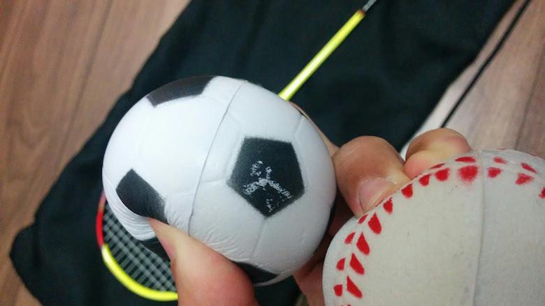 柔らかボール