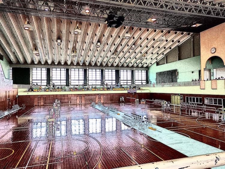 西崎総合体育館